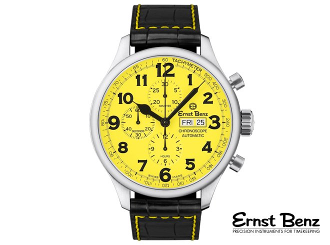 Ernst Benz Chronoscope GC10119