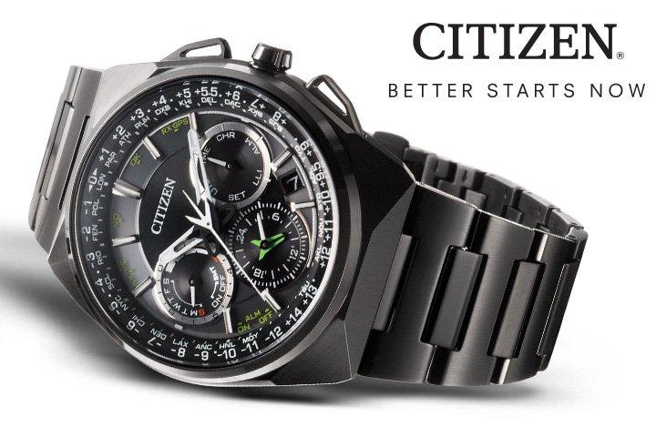 Citizen - Better Starts Now